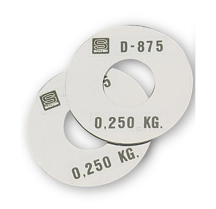 D-875 · DISCO ESPECIAL RECORD DE 0,250 KG