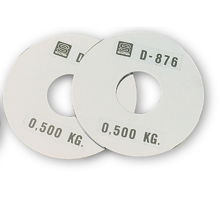 D-876 · DISCO ESPECIAL RECORD DE 0,500 KG.
